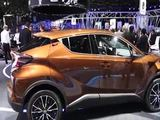 Toyota C-HR Exterior Design Trailer