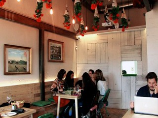 The Park: Tapas&Bar - Tendencias.tv #723