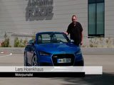 Driving Report - Audi TT RS 2016 TT Coupe and the TT Roadster