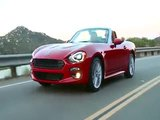 2017 Fiat 124 Spider Lusso - Driving Video Trailer