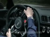 Power all along the line - the Audi R8 Spyder