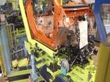 Manufacturing smart fortwo Hambach Plant