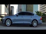 2017 Volvo S90 China version Preview