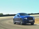 Full specification details of the Bentley Continental GT Speed