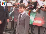 Harry Potter hechiza a sus fans