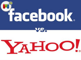 Yahoo demanda a Facebook
