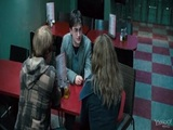 Harry Potter and the Deathly Hallows ? Part 1 (Cafe Attack)