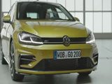 The new Volkswagen Golf 1.5l TSI Exterior Design